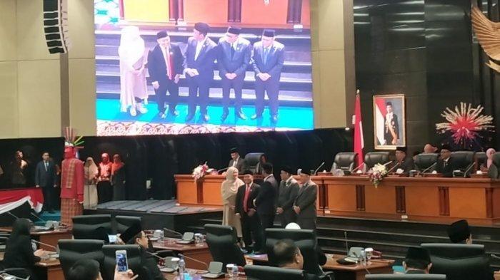 Resmi Disahkan, Ini Daftar Pimpinan DPRD DKI Jakarta Periode 2019-2024