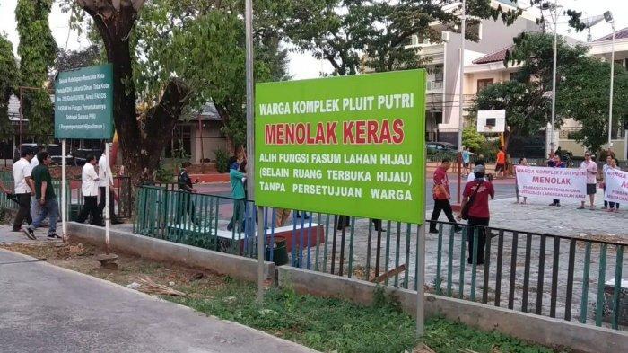Pemprov DKI Jakarta Akui Tak Rawat Lahan RTH Ahok Yang Akan Disulap Jadi Sentra Kuliner