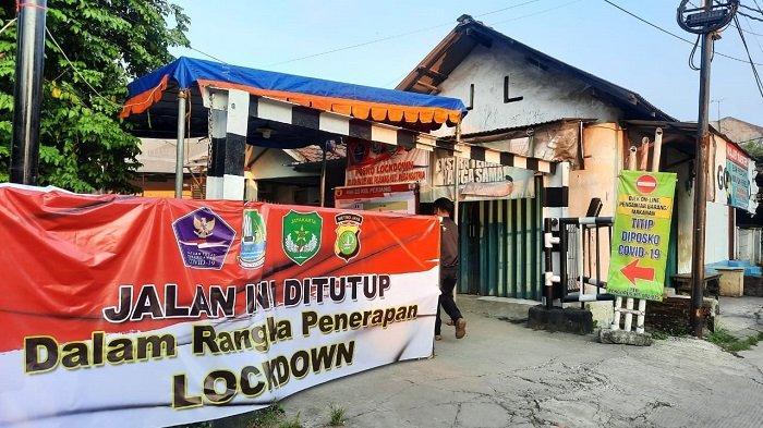 Puluhan Warga Positif Covid-19, Perumahan THB Bekasi Berlakukan Micro Lockdown