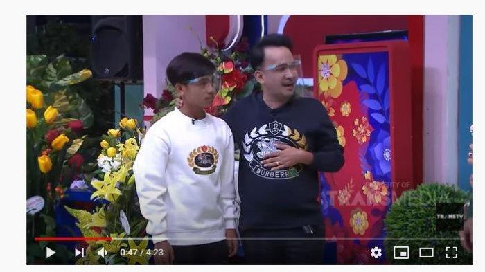Viral Video Andre Taulany Bahas Anak Pungut di Depan Betrand Peto, Senyum Ruben Onsu Langsung Lenyap