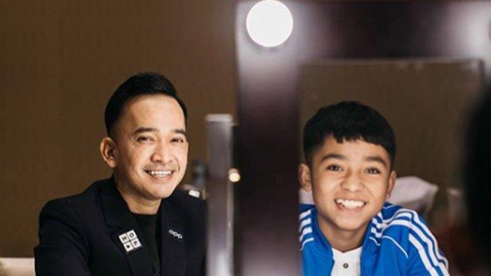 Betrand Peto Dibuatkan Lagu Spesial Oleh Ayah Kandung, Ruben Onsu Bongkar Alasan Baru Rilis Sekarang