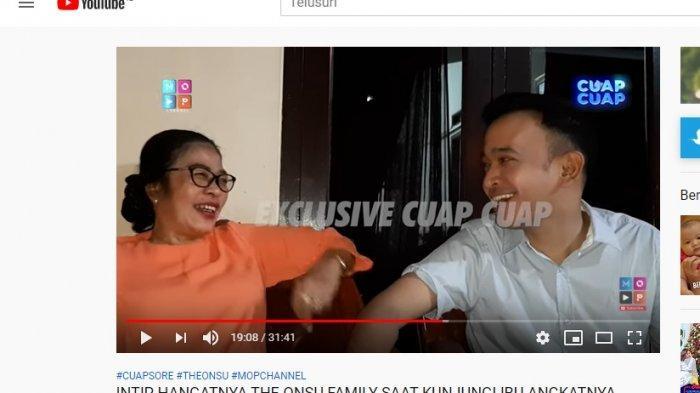 Ruben Onsu Jadi Pengusaha Sukses, Sang Ibu Angkat Malah Selalu Menolak Diajak ke Luar Negeri
