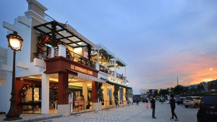 Cuma Rp 3 Miliar, PT Summarecon Agung Tawarkan Ruko Bergaya Eropa di Kabupaten Tangerang