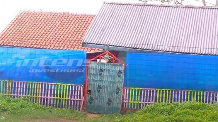 Rumah baru Teddy Pardiyana