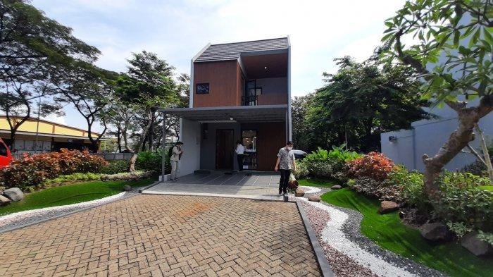 Menengok Rumah Bergaya Minimalis di Grand Wisata Bekasi, Harganya Mulai dari Rp 1,2 Miliar