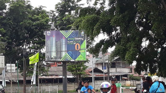 Harga Rumah DP Nol Persen di Jakarta Utara Belum Dihitung Harganya