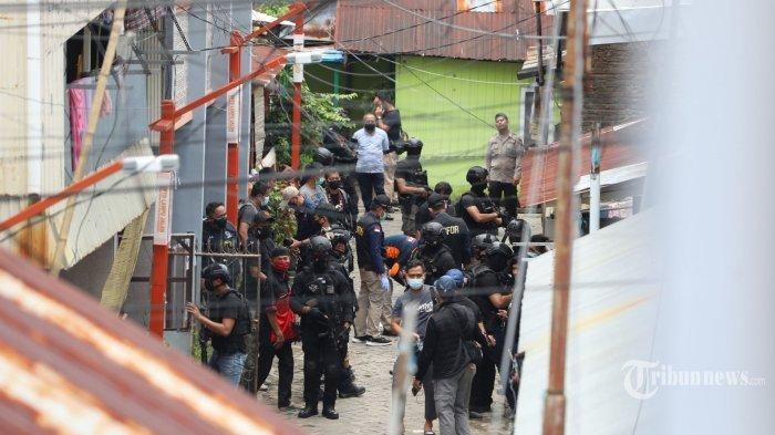 Polisi Tangkap 60 Terduga Teroris Pasca Insiden Bom Bunuh Diri di Gereja Katedral Makassar
