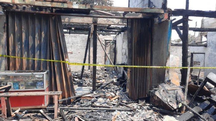 Korban Tewas dalam Kebakaran di Kelapa Gading Ditemukan Tergeletak di Ruang Tamu