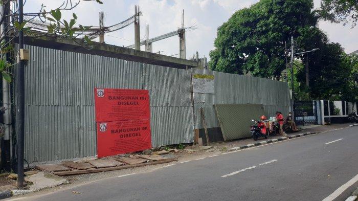 Mengintip Rumah Mewah di Menteng yang Disegel Pemprov DKI karena Diduga Melanggar IMB