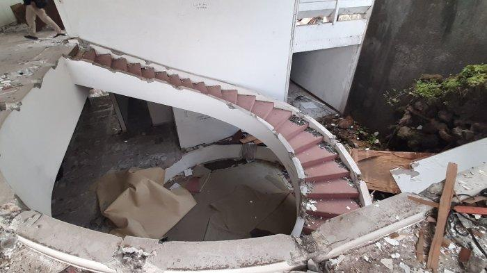 Inilah Penampakan Rumah Mewah yang Dipereteli Maling di Jakarta Barat: 56 Barang Hilang
