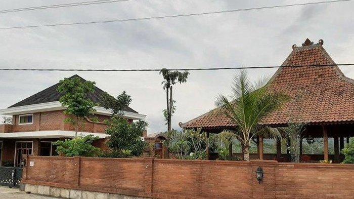 Penampakan Rumah Mewah Wahyu Setiawan Eks Komisioner KPU di Banjarnegara, Ditaksir Rp 1,4 Miliar