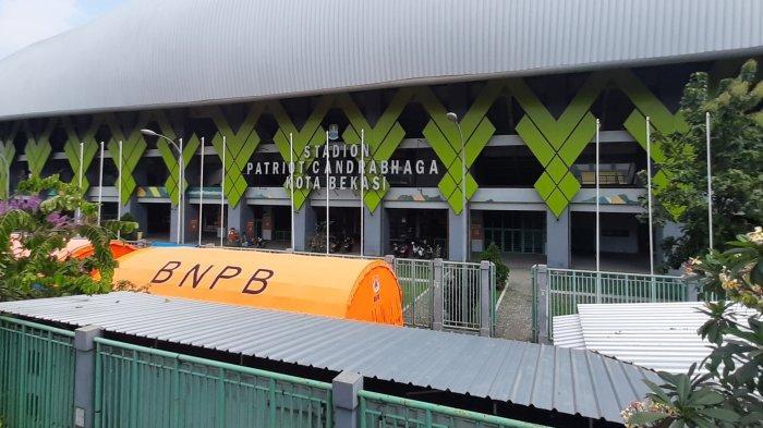 Rumah Sakit Darurat Stadion Patriot Kota Bekasi Steril dari Pasien Covid-19