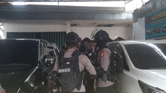 DPO Terduga Teroris Jerry Ternyata Sudah Diburu Polisi Sejak Pekan Lalu