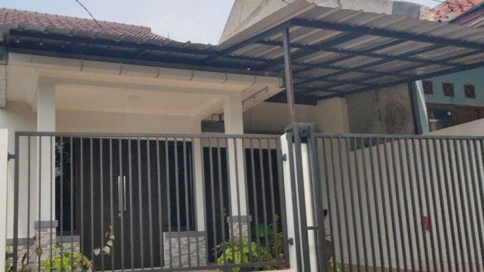 Kediaman almarhum Wan Abud nampak sepi di Kecamatan Beji, Kota Depok, Jumat (18/6/2021).