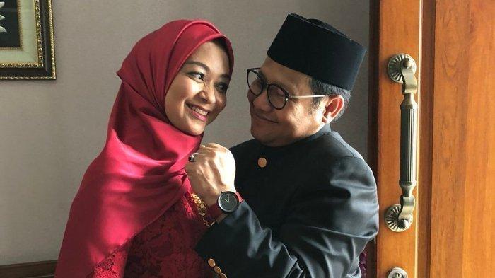 Sosok Rustini Murtadho Istri Cak Imin Sang Wakil Ketua DPR, Intip Penampilan Modisnya