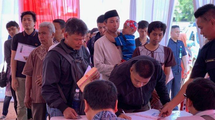 220 Pendaftar Klapa Village Urus KPR & Pilih Tipe Unit Rumah Samawa DP 0 Rupiah