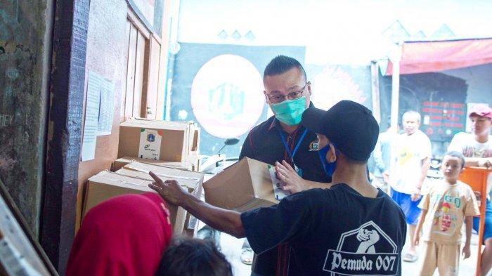 Anggota DPRD DKI Jakarta Kenneth: Pembagian Bansos Harus Tepat Sasaran!