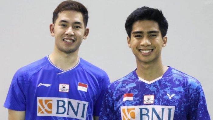 Hasil Spain Masters 2021: Sabar/Reza Susul Yulfira/Febby ke Final