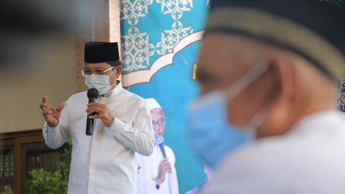 Angka Pasien Covid-19 Terus Naik, Pemkot Tangerang Gandeng Ulama Sosialisasikan Protokol Kesehatan