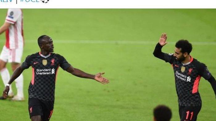 Hasil Liga Inggris Liverpool vs West Brom: Gol Menit Akhir Gagalkan Kemenangan The Reds