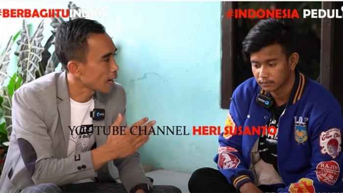 Saksi kunci kasus Subang bernama Danu memberikan kesaksian melalui channel Heri Susanto.