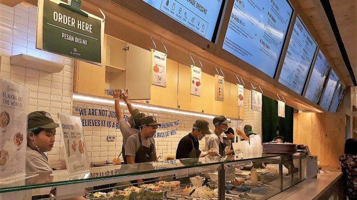 SaladStop! Hadirkan Menu Sehat Terbaru Salad Citarasa Dunia