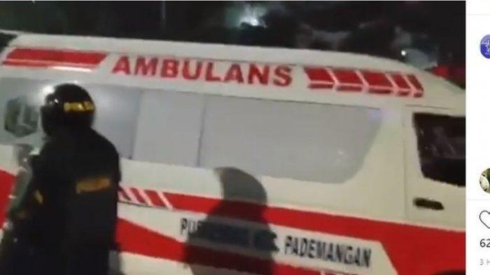 Polisi Amankan 5 Mobil Ambulans Berlogo Pemprov DKI, Diduga Angkut Batu dan Bensin Saat Bentrok