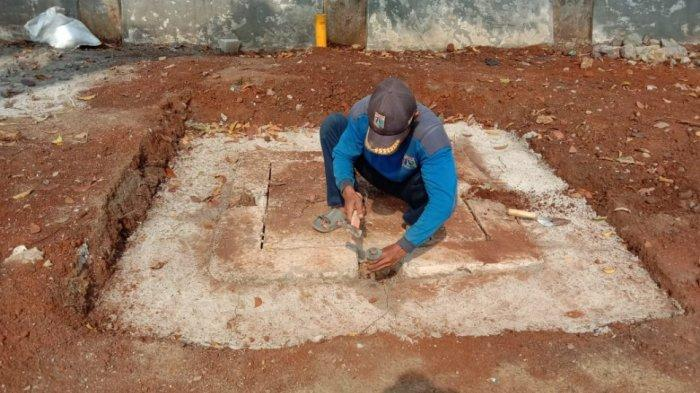 Pembangunan Sumur Resapan di Kecamatan Matraman Ditargetkan Rampung Bulan Oktober