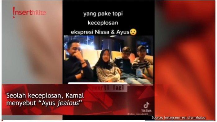Beredar Video Anggota Band Keceplosan Soal Hubungan Nissa Sabyan & Ayus, Mimik Keduanya Jadi Sorotan