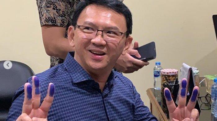 Ahok Disebut Narapidana Langka dan Salam Enam Jari, Orang Dekat Singgung Karier Politik Berikutnya