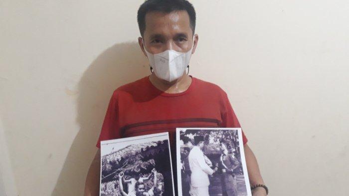 Sederet Foto Kenangan Opa Koesno: Gendong Megawati hingga Berjabat Tangan dengan Bung Karno