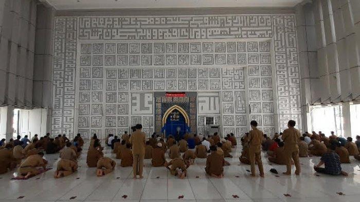 Tak Punya CCTV, Masjid Pemkot Tangsel Kerap Kemalingan Hingga Buat Resah Jemaah
