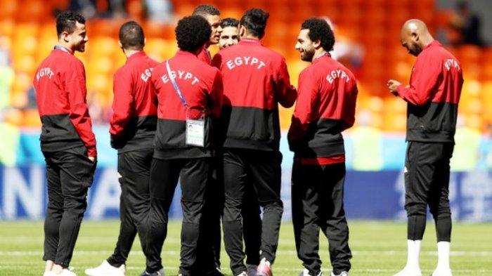 Hector Cuper Bakal Turunkan Mohamed Salah di Laga Kontra Arab Saudi dan Rusia