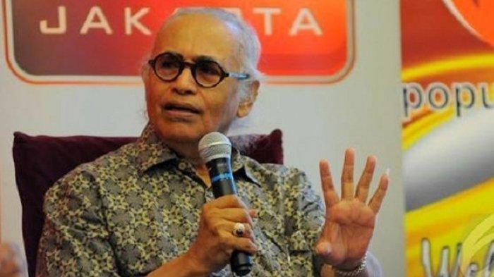 Ungkap Harapan untuk Jokowi Usai Putusan MK, Salim Said: Fitnah Itu Alat Kampanye Kotor
