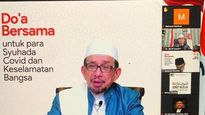 Pimpin Doa Bersama Fraksi PKS DPR, Salim Segaf: Pandemi Covid-19 Harus Mampu Menumbuhkan Solidaritas