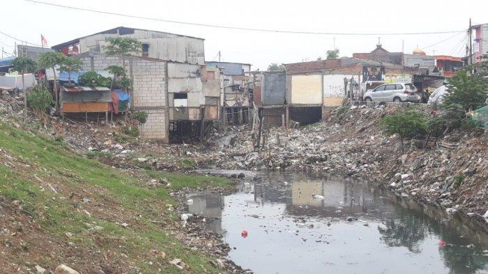 Walau Rutin Dibersihkan, Kali Gendong Masih Kerap Dipenuhi Sampah