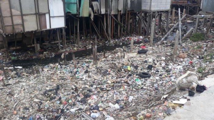 Banyak Sampah di Kali Gendong, Ketua RT: Masyarakat Sudah Biasa Buang ke Kali