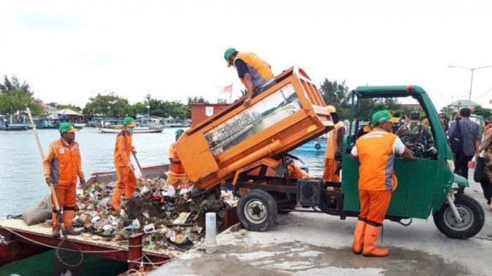 Sampah di Jakarta Selatan Sebelum PSBB Capai 1.600 Ton Per Hari, Kini Turun Jadi 1.300 Ton