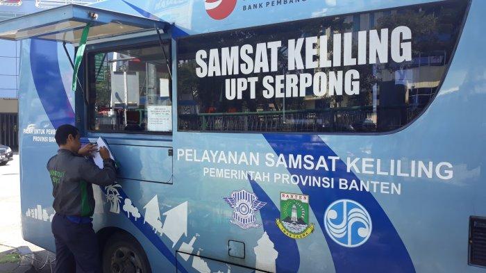 Ini Lokasi Samsat Keliling di Jakarta, Depok, Tangerang dan Bekasi Hari Ini: Tersebar di 14 Titik