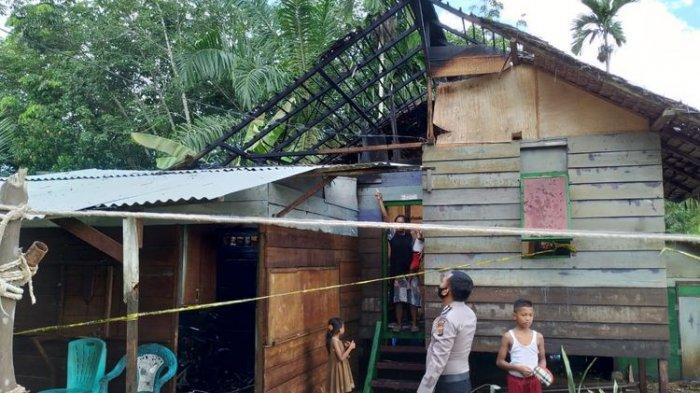 Tak Diberi Uang untuk Beli Narkoba, Pria di Aceh Timur Bakar Rumah Kakak Kandung
