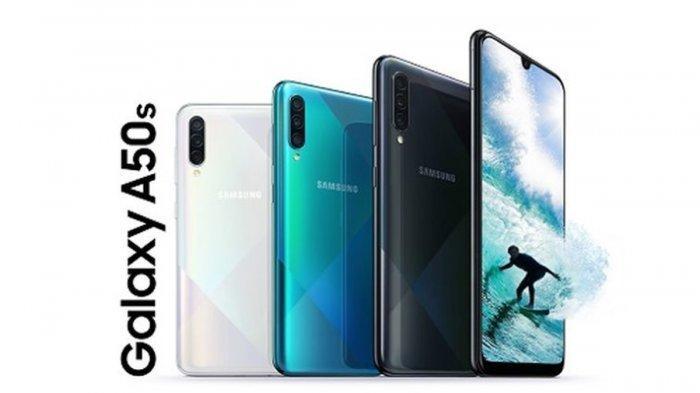 Daftar Lengkap Harga HP Samsung Terbaru Januari 2020: Galaxy A50s Mulai Rp 3,6 Jutaan