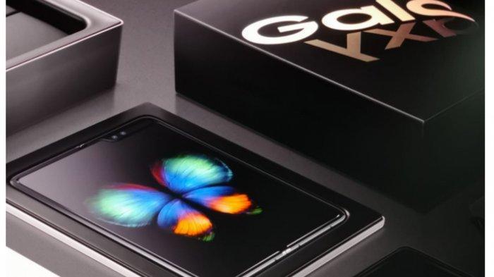 Samsung Bocorkan Konsep Smartphone dengan Layar yang Dapat Digulung dan Dilipat Tiga