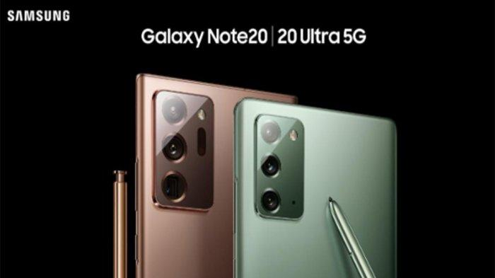 Lompatan Besar Samsung di Galaxy Note20 dan Note20 Ultra