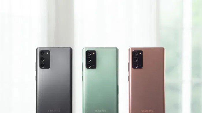 Punya Fitur Canggih, Beberapa Seri Ponsel Samsung Sering Muncul di Drakor: Berikut Spesifikasinya