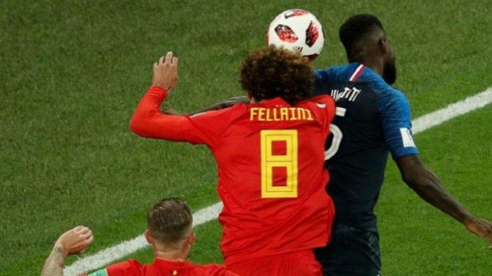 Kandaskan Belgia, Perancis Lolos ke Final Piala Dunia