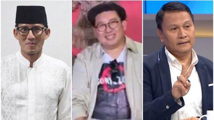 Suara Sandiaga, Fadli Zon, Hingga Mardani Soal Markas Real Count Suara Prabowo-Sandi