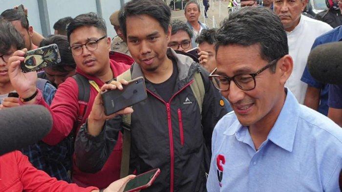 Viral Video Pedagang Ikan Disebut Usir Sandiaga Uno, Ketua Tim Rumah Juang Prabowo-Sandi Ucap Begini