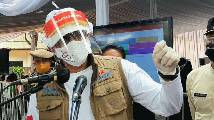 Relawan Indonesia Bersatu Gelar Rapid Test Covid-19 di Tanah Abang