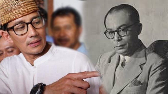Sandiaga Uno Disamakan dengan Bung Hatta, Sang Cucu: Tak Elok Pakai Namanya Demi Kepentingan Politik