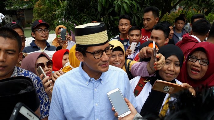 Sandiaga Klaim Didukung Akar Rumput PBB, Tak Soal Yusril Jadi Pengacara Jokowi-Ma'ruf